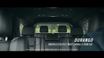 Dodge Summer Clearance Event TV Spot, 'Durangos in the Street' Song by The Struts [T1] - Thumbnail 7