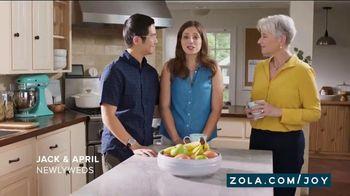 Zola TV Spot, 'Wedding Invitations' - Thumbnail 1