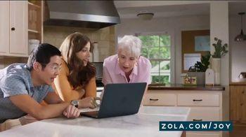 Zola TV Spot, 'Wedding Invitations' - Thumbnail 2