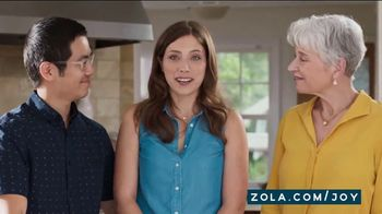 Zola TV Spot, 'Wedding Invitations' - Thumbnail 5