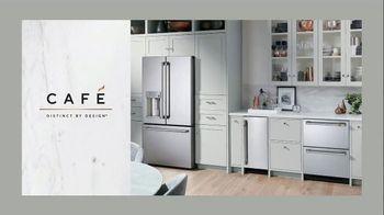 Cafe Appliances TV Spot, 'The Customizable Appliance: Earn $1600' - Thumbnail 10