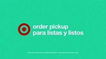 Target Order Pickup TV Spot, 'Para esencialistas y dualistas' [Spanish] - Thumbnail 8