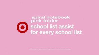 Target TV Spot, 'School List Assist' - Thumbnail 10
