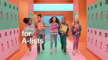 Target TV Spot, \'For A-lists and Type-A Lists\'