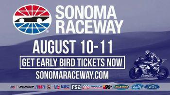 Sonoma Raceway TV Spot, '2019 MotoAmerica Cycle Gear Championship' - Thumbnail 10
