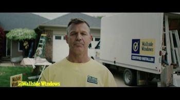 Wallside Windows TV Spot, 'Always: BOGO Plus $75'