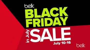 Belk Black Friday in July Sale TV Spot, 'Diamond Hoops and Luggage' - Thumbnail 2