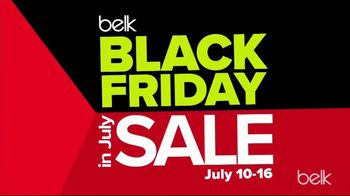 Belk Black Friday in July Sale TV Spot, '500 Doorbusters'