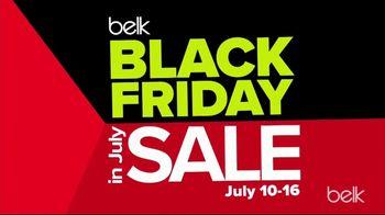 Belk Black Friday in July Sale TV Spot, '500 Doorbusters' - Thumbnail 2