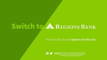 Regions Bank TV Spot, 'Financial Tips: St. Louis' - Thumbnail 8