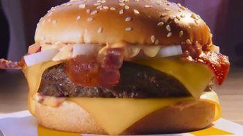 McDonald's TV Spot, 'Worldwide Favorites: Grand McExtreme Bacon Burger' - Thumbnail 1