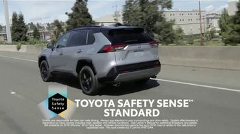 Toyota TV Spot, 'Western Washington Road Trip: Advanced Safety Features' Feat. Danielle Demski and Ethan Erickson [T2] - Thumbnail 6