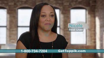 Toppik TV Spot, 'Full Hair Instantly: $39.99' - Thumbnail 8