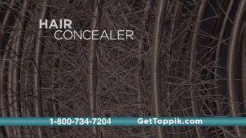 Toppik TV Spot, 'Full Hair Instantly: $39.99' - Thumbnail 5