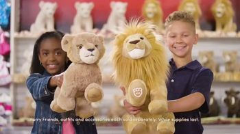 Build-A-Bear Workshop TV Spot, 'The Lion King: Join the Pride' - Thumbnail 7