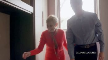 California Closets TV Spot, 'Downsize: Save 20 Percent' - Thumbnail 1