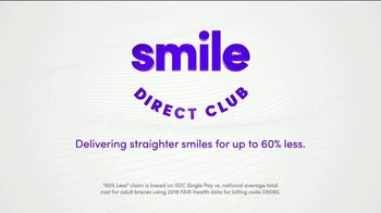 Smile Direct Club TV Spot, 'A Lifetime Supply of Confidence' - Thumbnail 7