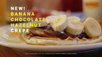 Denny's TV Spot, 'Crepes Available with Denny's on Demand!' - Thumbnail 5