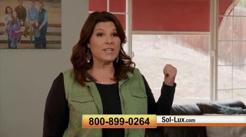Sol-Lux Eos Awning TV Spot, 'Block Harmful Rays'