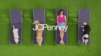 JCPenney Dog Days of Summer Sale TV Spot, \'Fetch Shorts and Towels\'
