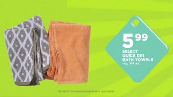 JCPenney Dog Days of Summer Sale TV Spot, 'Fetch Shorts and Towels' - Thumbnail 6