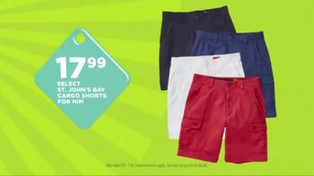 JCPenney Dog Days of Summer Sale TV Spot, 'Fetch Shorts and Towels' - Thumbnail 7