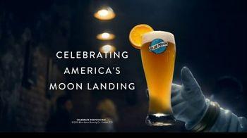 Blue Moon TV Spot, 'Celebrating America's Moon Landing' - 497 commercial airings