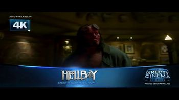 DIRECTV Cinema TV Spot, 'Hellboy' - Thumbnail 1