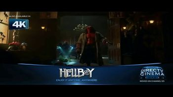 DIRECTV Cinema TV Spot, \'Hellboy\'