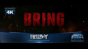DIRECTV Cinema TV Spot, 'Hellboy' - Thumbnail 4