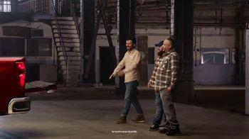 Chevrolet Silverado TV Spot, 'Lleno de sorpresas' [Spanish] [T1] - Thumbnail 5