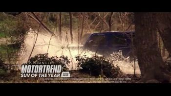 Summer of Jeep TV Spot, 'Ride Swap' Featuring Jeremy Renner [T1] - Thumbnail 7