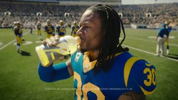 Gatorade TV Spot, 'Todd Gurley Brings the Heat' Featuring Todd Gurley - Thumbnail 1