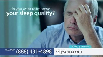 Glysom TV Spot, 'Rested and Happy' - Thumbnail 6