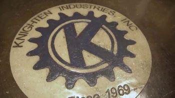 Knighten Industries TV Spot, 'Industry Leader in Fluid Movement Solutions' - Thumbnail 1