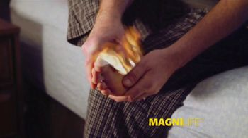 MagniLife Pain Relieving Foot Cream TV Spot, 'Get Relief'