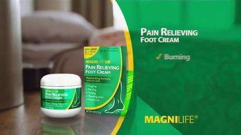MagniLife Pain Relieving Foot Cream TV Spot, 'Get Relief' - Thumbnail 3