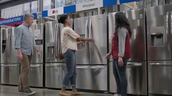 Lowe's TV Spot, 'Happy Hunting: Appliance Special Values' - Thumbnail 5