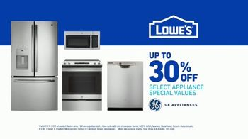 Lowe's TV Spot, 'Happy Hunting: Appliance Special Values' - Thumbnail 8