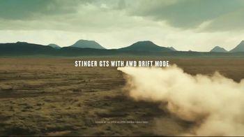 2019 Kia Stinger GTS TV Spot, 'Outlaw Horses' [T1] - Thumbnail 9