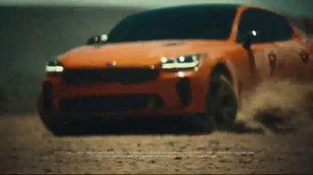2019 Kia Stinger GTS TV Spot, 'Outlaw Horses' [T1] - Thumbnail 4