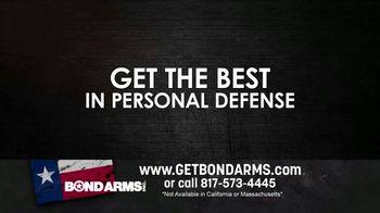 Bond Arms Inc. Roughneck TV Spot, 'Personal Defense' - Thumbnail 4