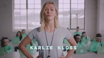 She Can STEM TV Spot, 'Kode With Klossy' Featuring Karlie Kloss - Thumbnail 8