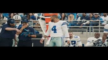DIRECTV NFL Sunday Ticket TV Spot, 'Closer to the Action' Featuring Dak Prescott - Thumbnail 1
