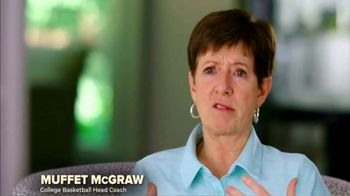 The Aspen Institute TV Spot, 'Female Executives' Featuring Muffet McGraw - 3 commercial airings