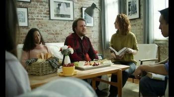 The Cheeses of Europe TV Spot, 'Book Club' - Thumbnail 2