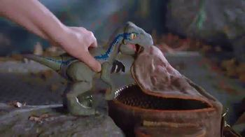 Jurassic World Dino Rivals Primal Pal Blue TV Spot, 'Become the Ultimate Raptor Trainer' - Thumbnail 1