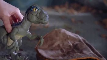 Jurassic World Dino Rivals Primal Pal Blue TV Spot, 'Become the Ultimate Raptor Trainer' - Thumbnail 2