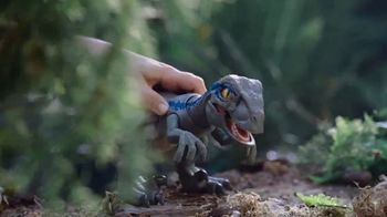 Jurassic World Dino Rivals Primal Pal Blue TV Spot, 'Become the Ultimate Raptor Trainer' - Thumbnail 3