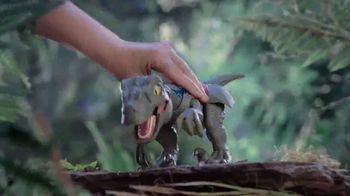 Jurassic World Dino Rivals Primal Pal Blue TV Spot, 'Become the Ultimate Raptor Trainer' - Thumbnail 4